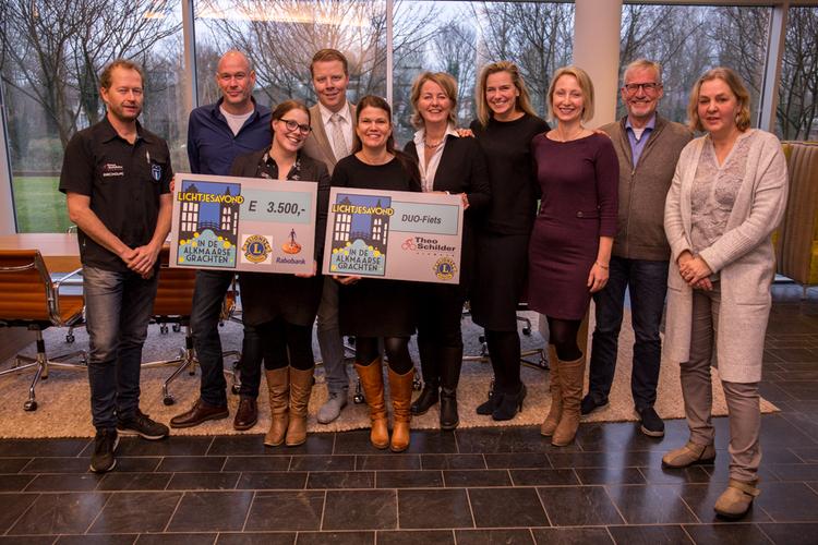 Duofiets voor Respijthuis Alkmaar